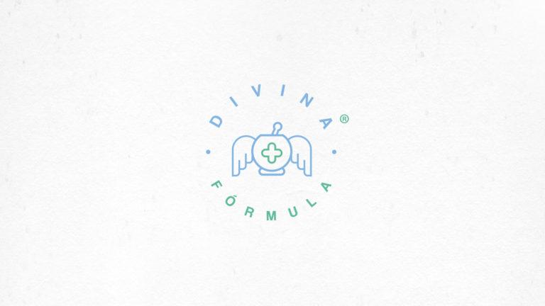 Divina Fórmula - Design de Logotipo