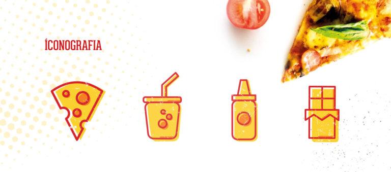 Pump Pizza - Design de ícones
