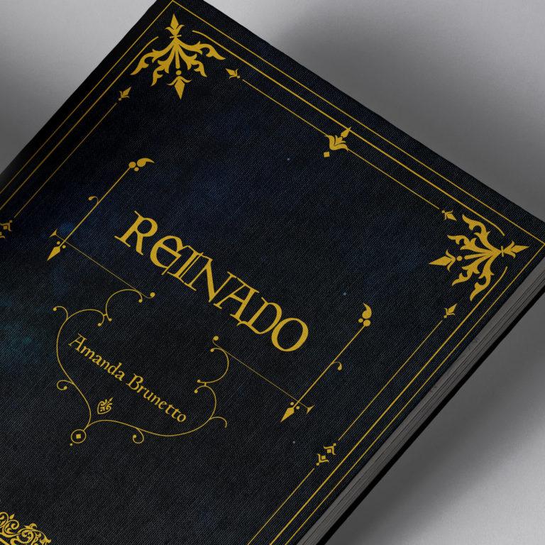 Reinado - Design de Livros