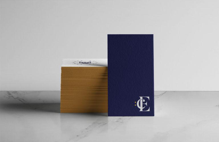 Compasso Eventos - Design de Cartão de Visita